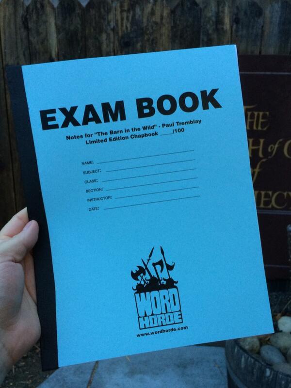 Exam Book