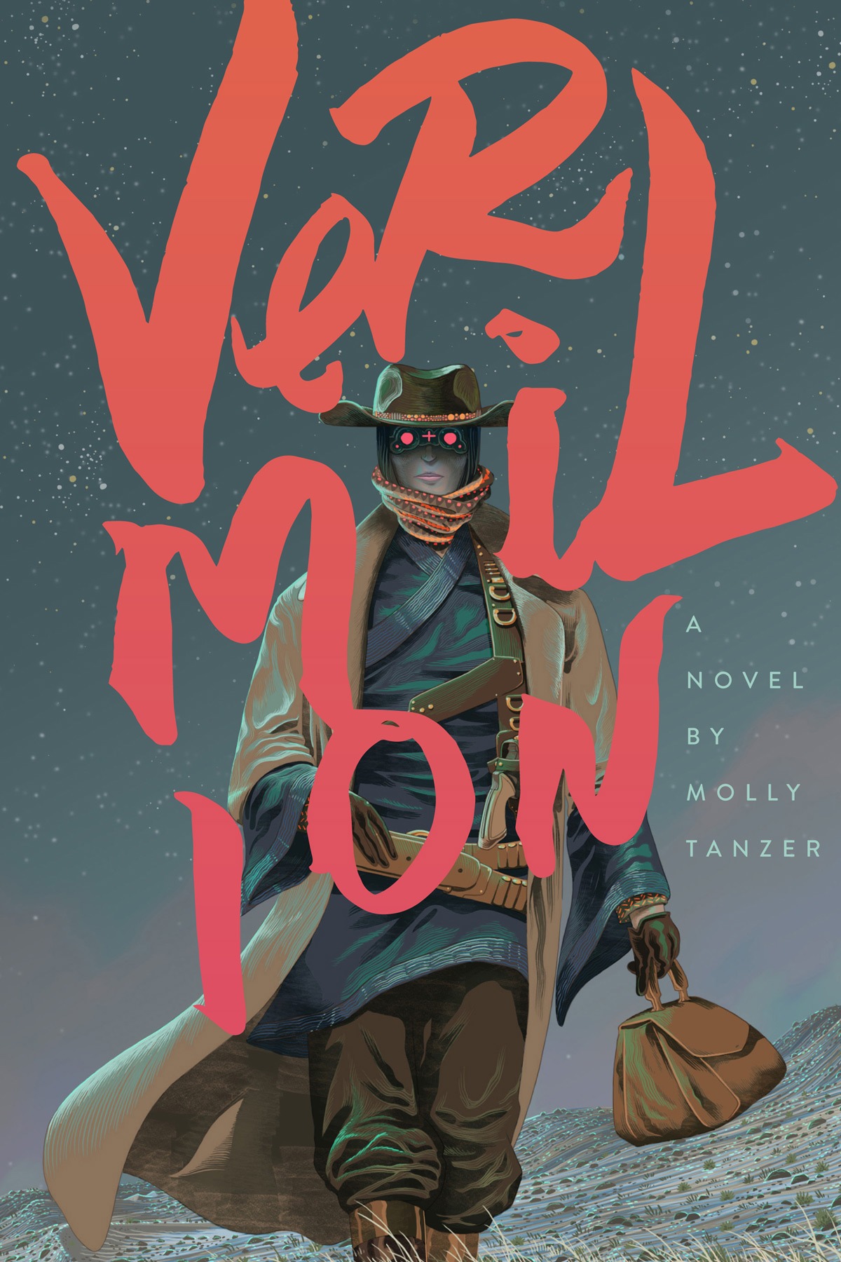 Molly Tanzer: Five Things I Learned Writing Vermilion