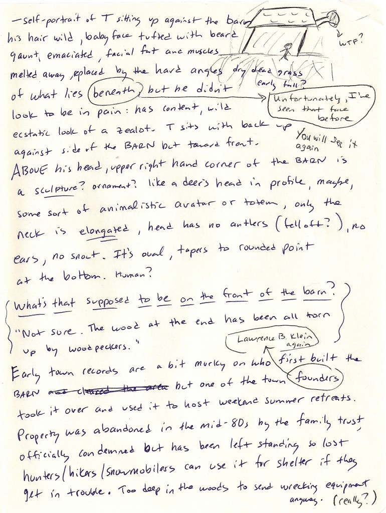 Notes from The Barn in the Wild - Page 6
