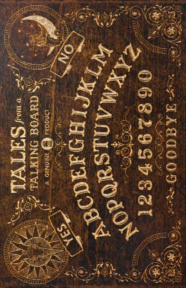 Tales from a Talking Board edited by Ross E. Lockhart