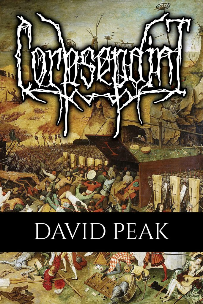 Corpsepaint by David Peak