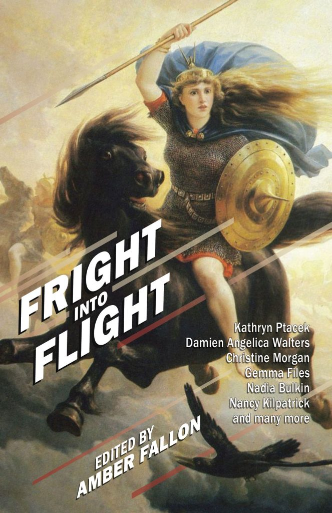 Fright Into Flight edited by Amber Fallon