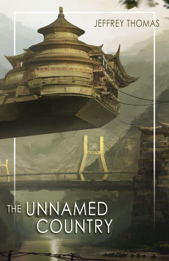 The Unnamed Country by Jeffrey Thomas