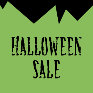 Halloween Sale on Eternal Frankenstein